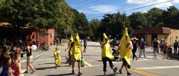 Atlanta Pediatric Dentist - bananas